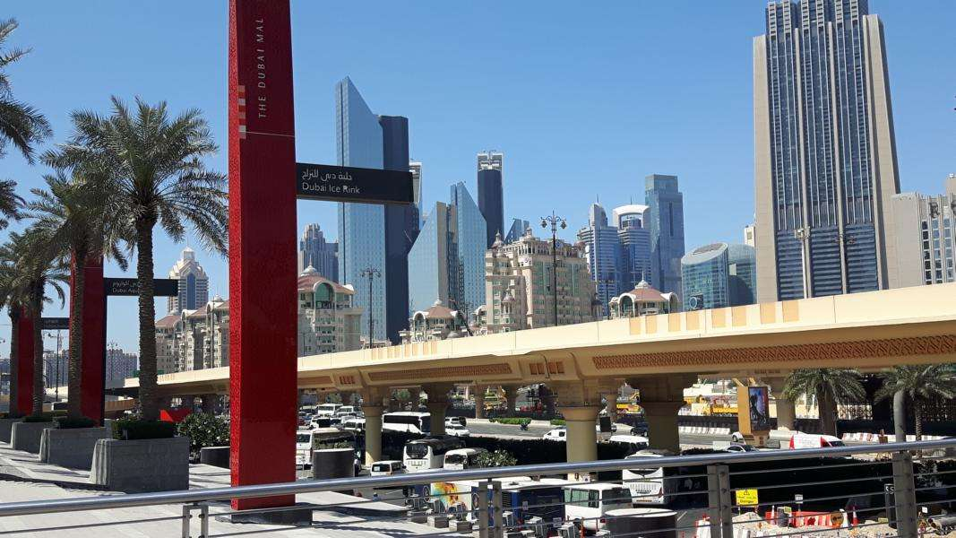 Dubai-Haken